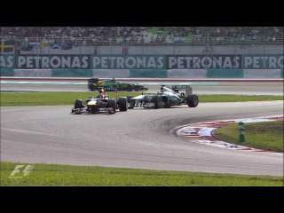 Formula 1; Malaysian GP. Hard Fi - Bring It On.
